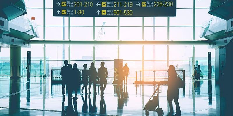 Biometrics at the airport