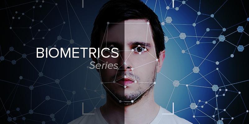 Facial recognition biometrics