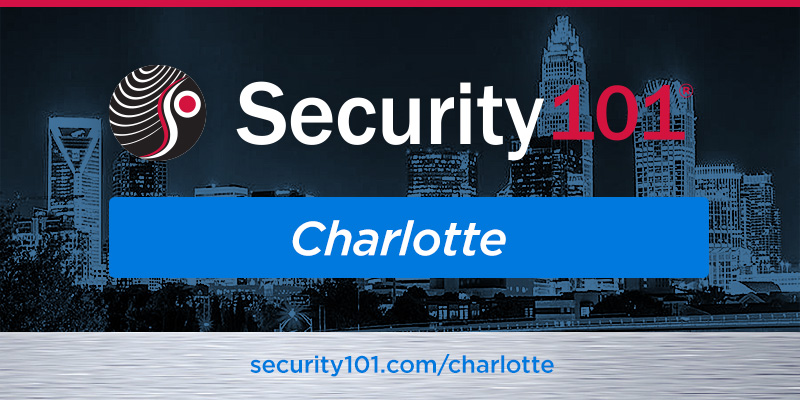 Security 101 – Charlotte