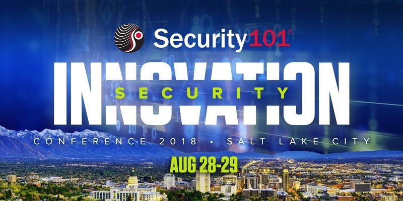 Innovation Conference Security 101 - Salt Lake City