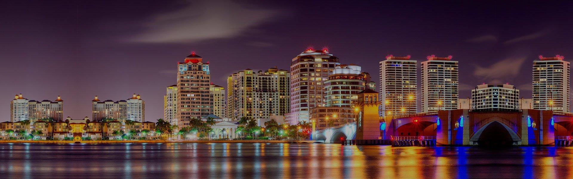 west-palm-beach-skyline