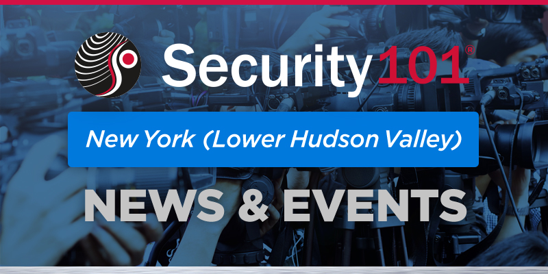 Security 101 - New York - News and Events